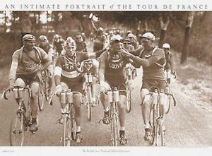 Presse-Smokers-Tour-de-France-print-cycling-poster-bicycle-racing-Vervaeke-22x30