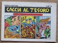 Cineavventura N° 16 - Tivegnas Contro Cartomas (1946) Ristampa Anastatica -  - ebay.it