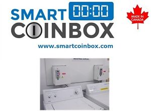 SMART COINBOX WASHER / DRYER DOMESTIC CONVERSION (HEAVY DUTY!)