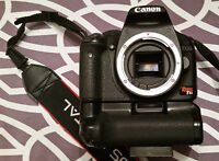NEW PRICE  Canon EOS Rebel T1i plus lots of extras