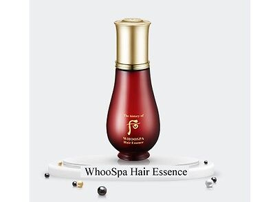 [Dabin Shop] The History of Whoo Spa Hair Essence The Most Damaged Hair Care