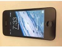 Iphone 4 16GB o2 network