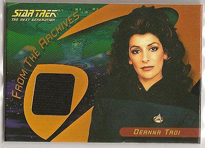 Star Trek 40th Anniversary Kostüm Karte C11 Deanna - Deanna Troi Kostüm