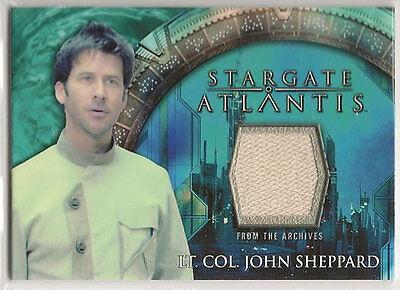 Stargate Heroes Atlantis Costume John Sheppard 2 CLOTH