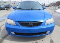 Mazda Protege 2003 Full equipped Automatic toit Demarreur 1499$