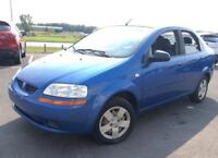 2006 Pontiac Wave de base Berline
