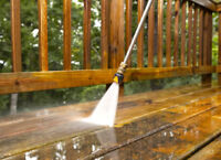 Pressure Washing Services - Free Estimates