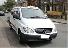 MERCEDES VITO (TAXI PLATED IN KIRKLEES) For Sale - One Owner Since New