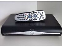 Brand new Sky hd+ box with remote control.