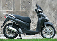 SYM 200 - Great scooter for city driving