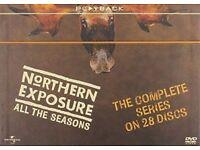 Northern Exposure - Season 1-6 Complete dvd boxset