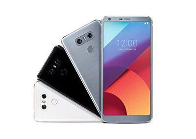 """LG G6 LGM-G600K/L/S 64GB 13MP 5.7"""" QHD Single Sim Korean Model, No Warranty, GSM"""