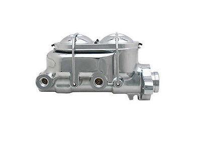 CHROME GM MUSCLE CAR BRAKE MASTER CYLINDER CHEVELLE NOVA MALIBU GTO CAPRICE Brake Master Cylinder Car