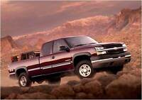 Need a truck? Delivery service