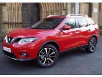 2017 Nissan X-Trail 1.6 dCi N-Vision 5 door Xtronic Diesel Estate