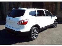 2013 Nissan Qashqai+2 1.5 dCi [110] 360 5 door Diesel Hatchback