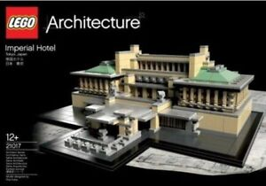 Lego Architecture 21017 imperial hotel new and sealed