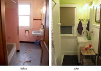 Home Repairs and Renovations  --  Call Us First  !!!!!!