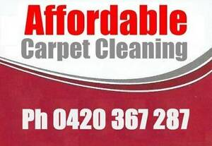 Affordable Carpet Cleaning 3 Rooms$75 Summer Special End of Lease Munno Para Playford Area Preview
