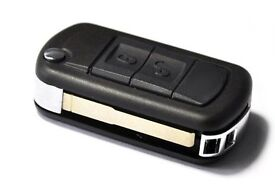 Land Rover Discovery 3 2.7 TDV6 4.2 Spercharged spare replacement 3 button spare key cut program