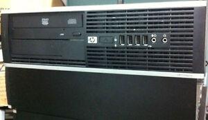 HP Elite 8000 Core 2 Duo E8400 (3.0GHz), 4GB Mem, 250GB $175 West Island Greater Montréal image 1