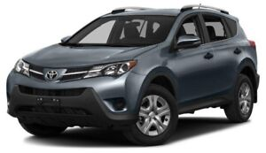 2014 Toyota RAV4 LE Local One Owner, Lease Return, Heated Sea...