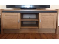 Wood TV Stand / Media Unit For Sale !