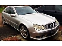 Mercedes-Benz C Class C55 AMG (Immaculate + 12 months MOT) / GTI M3 M5 S3 S4 S6 R32