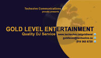Gold Level Entertainment Quality DJ Services - Christmas special