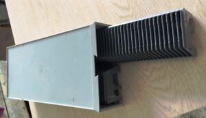 Storage box for photo slides