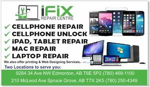 Cell phone and Laptop Screens Edmonton Edmonton Area image 1
