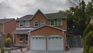 Williams and Bramalea 5 Bedroom House for Rent