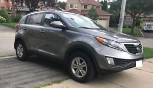 2013 Kia Sportage LX with SAFETY and ETEST ready
