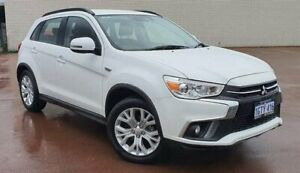2019 Mitsubishi ASX XC MY19 ES 2WD ADAS Silver 6 Speed Constant Variable Wagon Morley Bayswater Area Preview