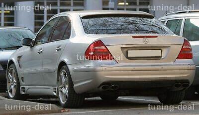 Spoiler passend für Mercedes-Benz E-Klasse W211 Heckscheibenblende / Spoiler
