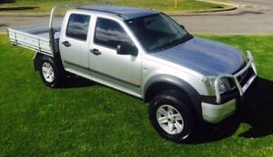 2006 Holden Rodeo RA MY06 Upgrade LX (4x4) Silver 4 Speed Automatic Crew Cab P/Up Maddington Gosnells Area Preview