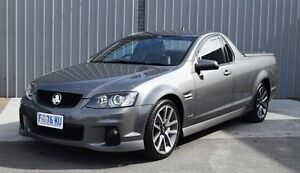 2011 Holden Ute VE II SS V Grey 6 Speed Sports Automatic Utility Invermay Launceston Area Preview