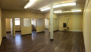 AMAZING 3 PRIVATE OFFICE SPACE FOR LEASE IN ST.BONIFACE