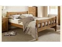 Brand new boxed king size bed