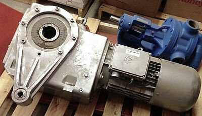 Nord Gear Motor Electric Motor w/ Gearbox 7.5-HP 1800-RPM 90521AZC3H-132 S/4 C