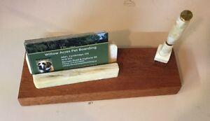Pen & Card Holder Desk Set Kitchener / Waterloo Kitchener Area image 4
