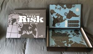 Risk Onyx Edition - Collectible Board Game