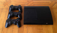 PS3 Super Slim and 20+ Games (220 OBO)