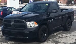 2014 RAM 1500 EXPRESS *(BLACKED OUT!!)*