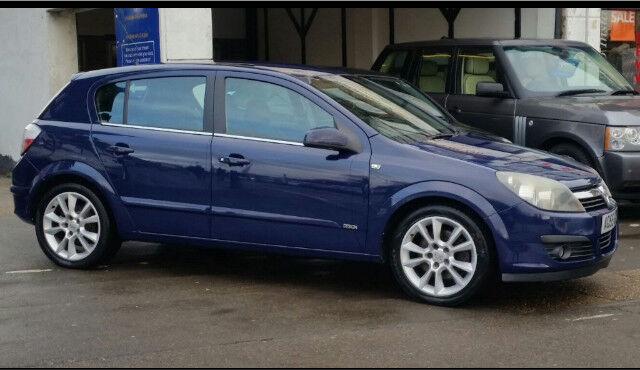 Vauxhall Astra 1.9 CDTI 150bhp 6 Speed