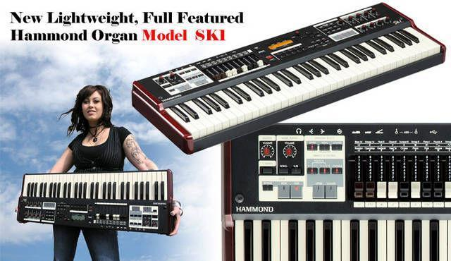 Hammond XK5 special promotion price at $4980