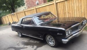 1965 Beaumont Acadian off frame Restoration  very rare