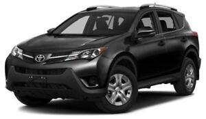 2015 Toyota RAV4 Limited LTD