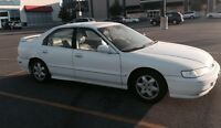 1995 Honda Accord Sedan EX- V6 four doors