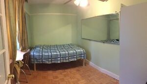 $495-All inclusive-Furnished Room-NOW-Main Street & Danforth
